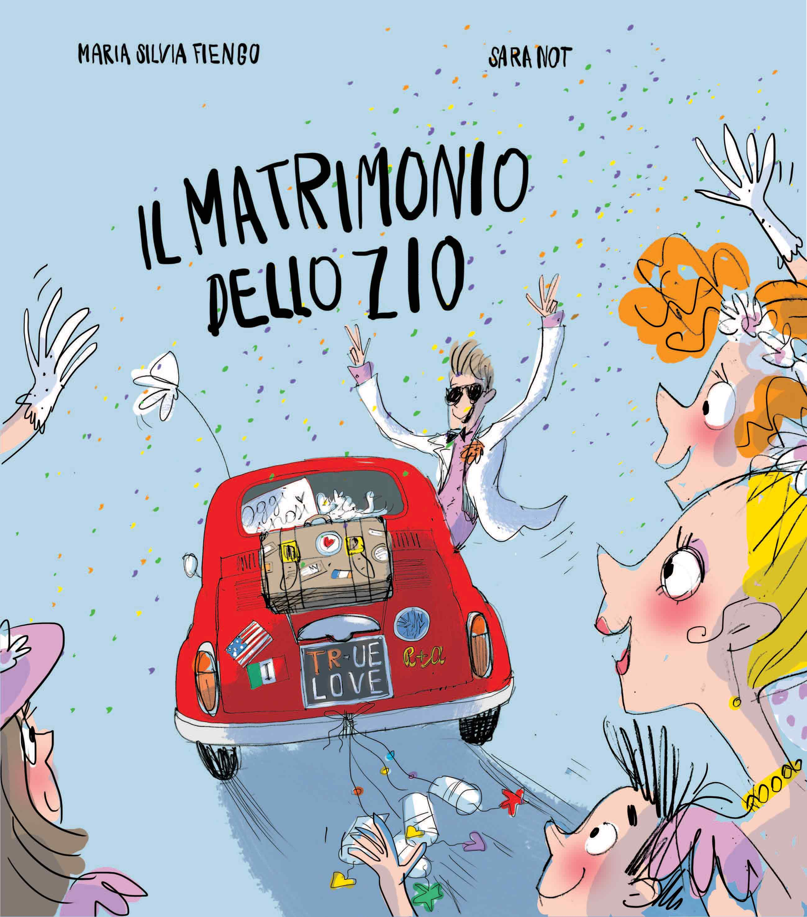 IL MATRIMONIO DELLO ZIO di Maria Silvia Fiengo - Lo Stampatello