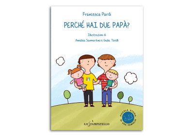 PERCHE' HAI DUE PAPA'?