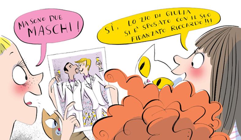 """Sara Not - da """"Il matrimonio dello zio"""" di Maria Silvia Fiengo (3)"""