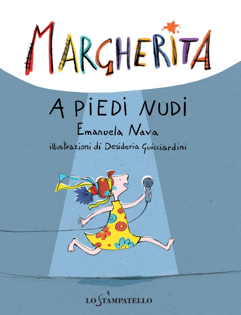 MARGHERITA A PIEDI NUDI di Emanuela Nava - Lo Stampatello