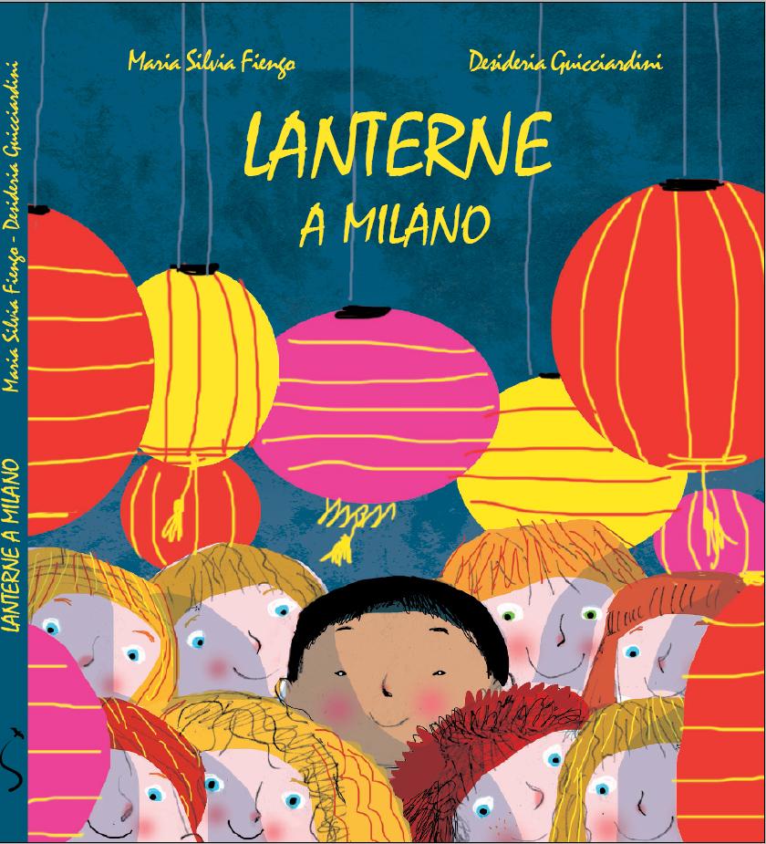 LANTERNE A MILANO di Maria Silvia - Lo Stampatello