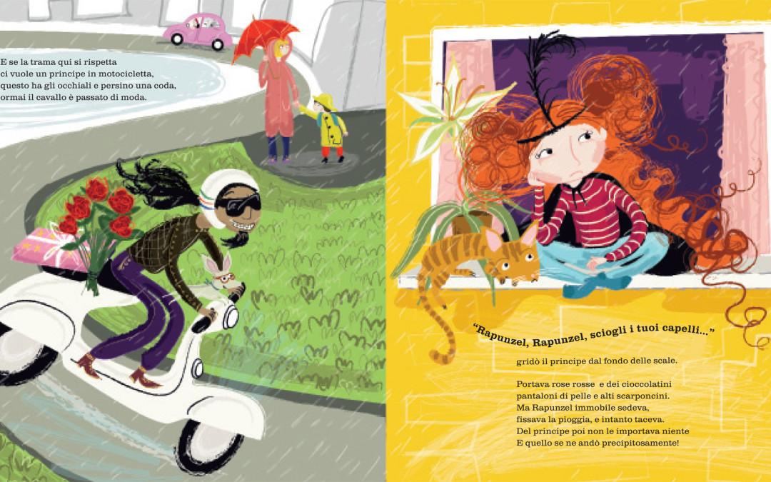 """Rebecca Ashdown - da  """"La principessa salvata dai libri"""" di Wendy Meddour (3)"""